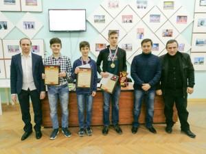 Шахматы Чемпионат - финал