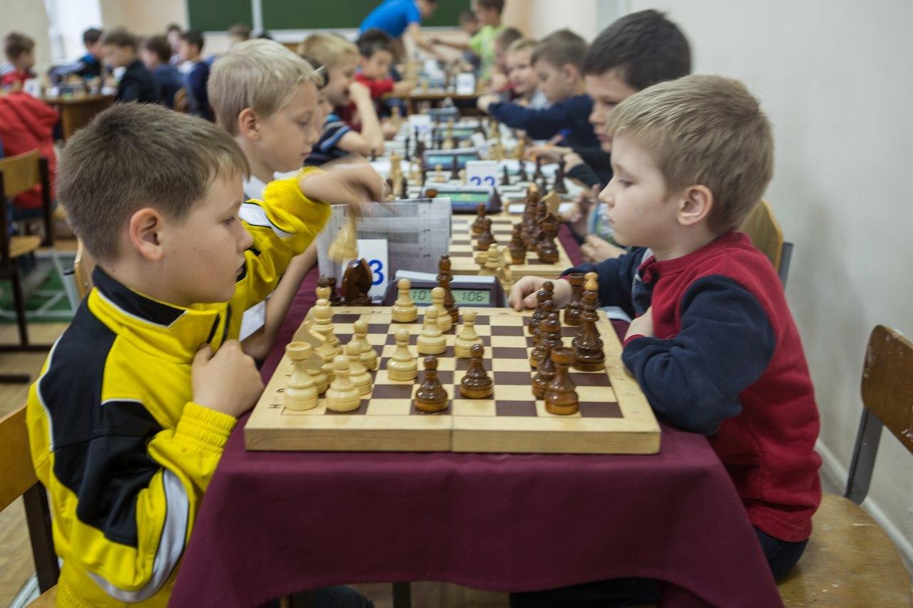 Кубок города по быстрым шахматам